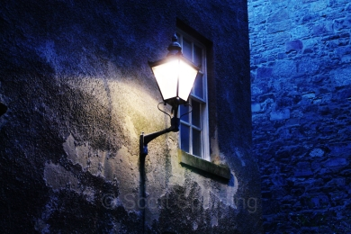 Edinburghs Lamp